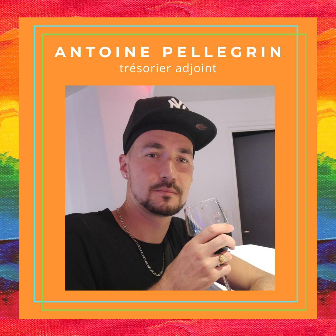 Antoine PELLEGRIN