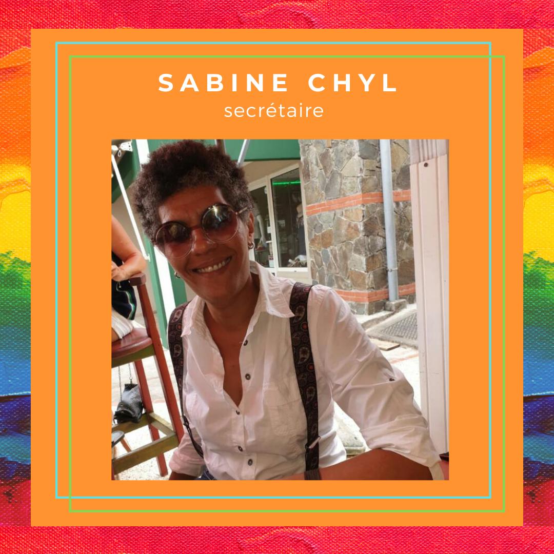 Sabine CHYL